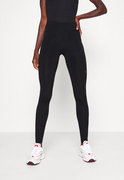 ONLY PLAY Tall - ONPPERFORMANCE RUN TIGHTS - Legging - black/red
