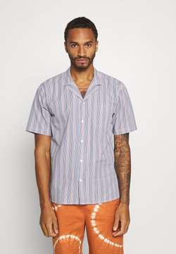 BY GARMENT MAKERS - OLE - Overhemd - navy blazer