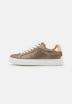 Pepe Jeans - ADAMS SNAKE - Sneakers - caramel