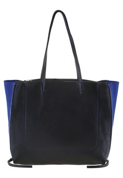 Mywalit - RHODES - Shopping Bag - black/blue