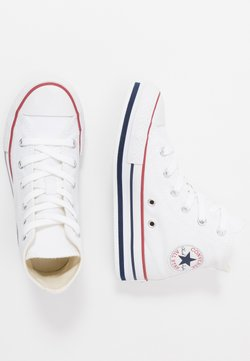 Converse - CHUCK TAYLOR ALL STAR PLATFORM EVA - Baskets montantes - white/midnght navy/garnet