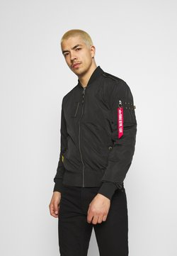 Alpha Industries - PARACHUTE - Giubbotto Bomber - black