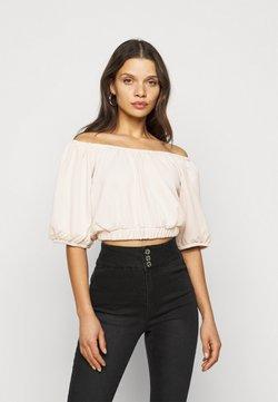 Fashion Union Petite - Bluse - unbleached