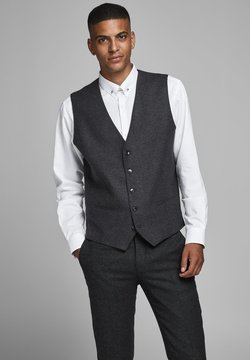 Jack & Jones PREMIUM - JPRTARALLO - Gilet elegante - dark grey