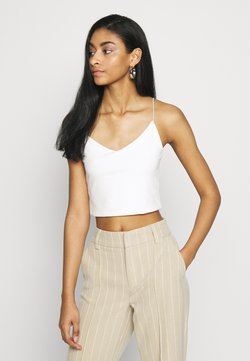 Weekday - MITZI SINGLET - Top - white