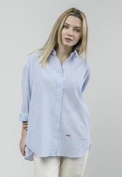 Brava Fabrics - SAKURAYA TEA - Hemdbluse - blue