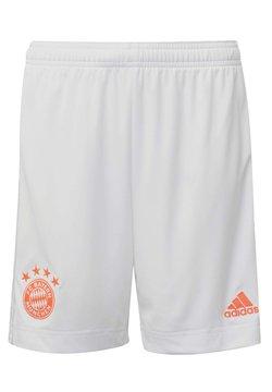 adidas Performance - FC BAYERN MÜNCHEN AWAY SHORTS - kurze Sporthose - white
