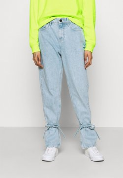 River Island - Jeans Relaxed Fit - light-blue denim