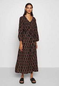 ONLY - ONLSPELL MIDI DRESS - Day dress - black