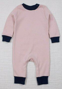 Cigit - Basic Plain Stylish Jumpsuit (0 to 3 years) - Overall / Jumpsuit - powder pink