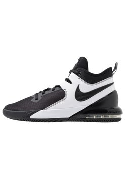 Nike Performance - AIR MAX IMPACT - Basketbalschoenen - black/white
