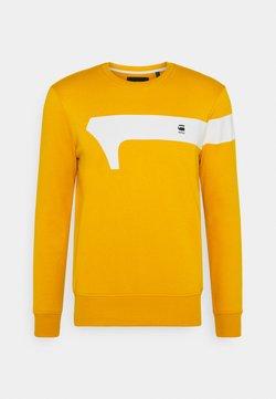 G-Star - GRAPHIC  - Sweatshirt - yellow