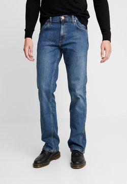 Wrangler - JACKSVILLE - Bootcut jeans - blue denim