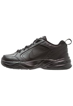 Nike Sportswear - AIR MONARCH IV - Sneaker low - black