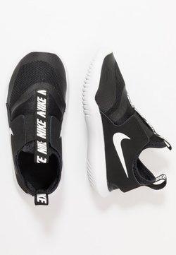 Nike Performance - FLEX RUNNER UNISEX - Neutrala löparskor - black/white