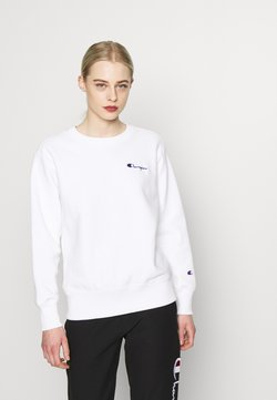 Champion Reverse Weave - CREWNECK - Sweater - white