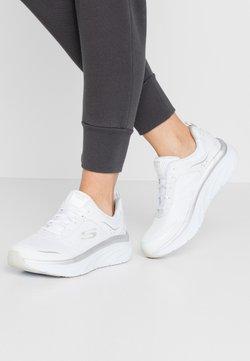Skechers Sport - Sneaker low - white/silver