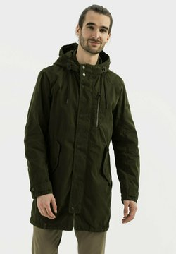 camel active - Parka - green