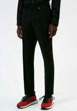 HUGO - GETLIN - Pantaloni eleganti - black