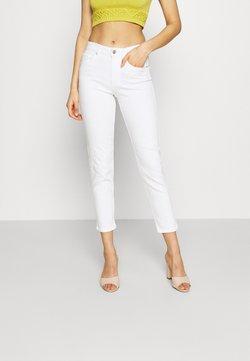 Pieces - PCLILI - Slim fit jeans - bright white