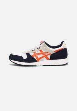 ASICS SportStyle - LYTE CLASSIC UNISEX - Sneakers basse - white/marigold orange