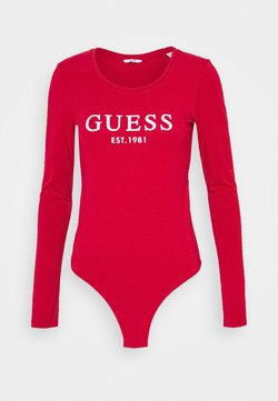 Guess - Body - red attitude