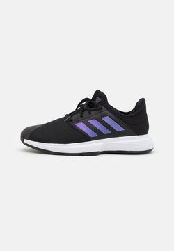 adidas Performance - GAMECOURT  - Scarpe da tennis per tutte le superfici - core black/footwear white