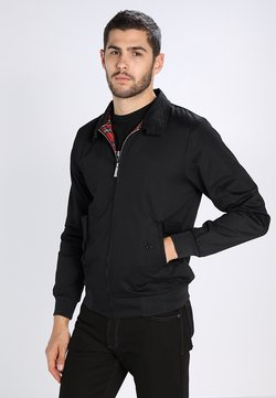 HARRINGTON - HARRINGTON - Giubbotto Bomber - noir