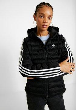 adidas Originals - SLIM JACKET - Winterjacke - black