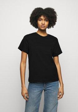 House of Dagmar - CLAUDIA - T-shirt basic - black