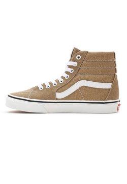 Vans - Sneakers hoog - bronze age/true white