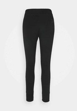 Converse - PANT CLASSIC HIGH - Jogginghose - black
