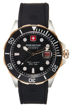 Swiss Military Hanowa - OFFSHORE DIVER - Montre - black