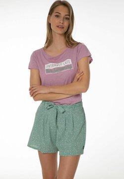 Protest - OSH  - Shorts - malachite