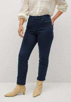 Violeta by Mango - JULIE - Jeans Slim Fit - donkermarine