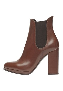 PoiLei - High Heel Stiefelette - brown