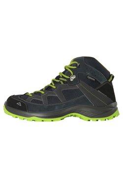 McKinley - DISCOVER MID AQX M - Hikingschuh - blau / grün (954)