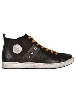 Pataugas - Sneakers hoog - black
