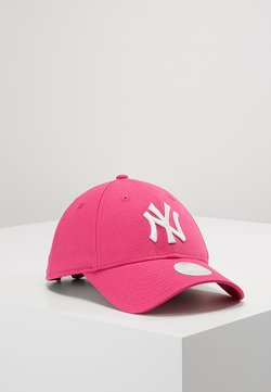 New Era - Cappellino - yankees pink/optic white