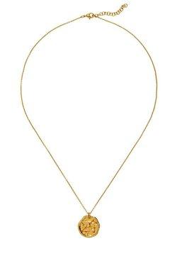 Mango - LEEUW - Halsband - goud