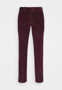 Dickies - FORT POLK - Pantaloni - maroon