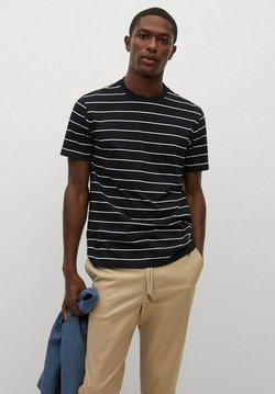 Mango - T-Shirt print - noir