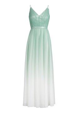 Vera Mont - MIT FARBVERLAUF - Cocktailkleid/festliches Kleid - mint/white