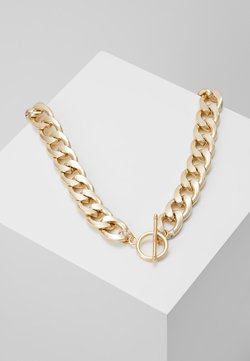 Pieces - PCLERENDA NECKLACE - Necklace - gold-coloured