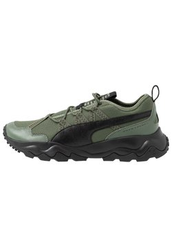 Puma - EMBER - Zapatillas de trail running - thyme/black