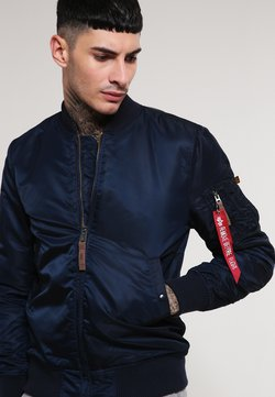 Alpha Industries - Bombertakki - republica blue
