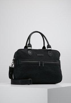 Kidzroom - KIDZROOM READY DIAPERBAG - Baby changing bag - black