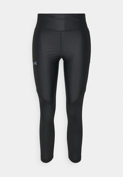 Under Armour - ISO CHILL RUN - Tights - black