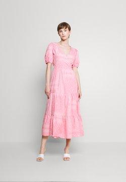 Never Fully Dressed - BANDANA DRESS - Maxikleid - pink