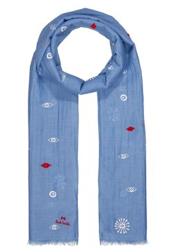 PS Paul Smith - WOMEN SCARF GALAXY - Écharpe - light blue